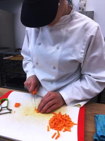 Jardinere carrots